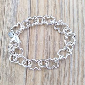 Otantik 925 Silver bilezik Gümüş Yeni Carrusel Bilezik Avrupa ayı Takı Stil Hediye 316981530 uyar