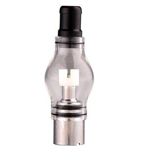 M6 glass globe vaporizer for wax atomizer 3.0ml glass cartridge tank coil replacement fit 510 battery ego-t evod battery e cig vape