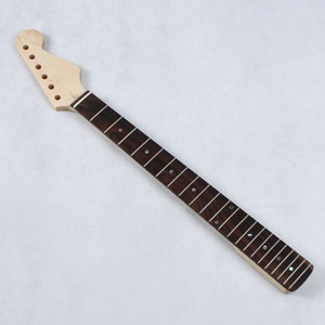 ST Maple Electric Guitar Neck Rosewood Fingerboard 22 Wood Color