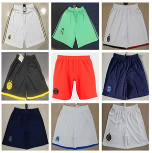 thai qualità Real Madrid Breve de calcio 2019 2020 Parigi Pantalones cortos de futbol Dott pantaloni di calcio Milan Ajax pantaloncini futbol calcio