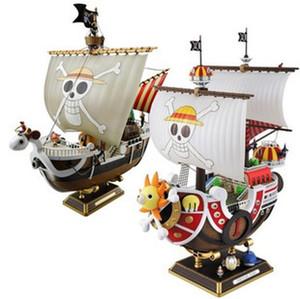 One Piece 2 лет спустя Пиратский корабль спели Ni Hao Miles Саншайн Merry No. Собранный игрушка орнаменты стороны сделать