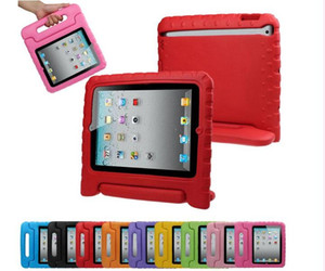 Multifunction Kids Safe Soft EVA Light Foam Weight ShockProof Handle Protective Tabelt Case With Stand for Ipad 2 3 4 Mini 1 2 3 for Ipad5