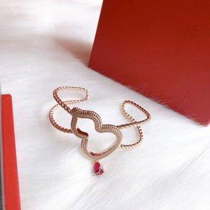 Classic Gourd Bracelets Elegant Fashion Style Party Bracelets Fine Jewelry for Lady Wedding Gifts High Quality