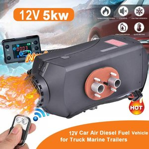2020 New Universal 12 24V Car Air Diesel Fuel Heater Vehicle Parking Fuel Heater For Truck Marine Trailers