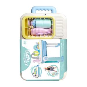 Los niños del fregadero de cocina juguetes, utensilios de cocina Pretend juguetes de la cocina, lavavajillas corte Juguetes con el Real grifo de Trabajo de drenaje, ideal para los niños