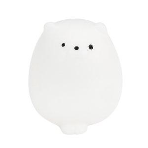 Cute Mochi Squishy Cat Toy Squeeze Healing Fun Kids Kawaii Toy Stress Reliever Decor animal TPR 1pcToy