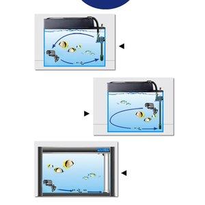 Aquarium Maker Pompe à eau d'onde marine submersible Aquariums étang circulation Pompes à hélices Coral Reef Powerhead Fish Tank