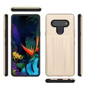 Híbrido Galaxy Processo para Samsung A01 METROPCS Para LG Stylo 6 METROPCS Para LG K51 Tampa C