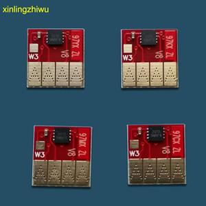 970 971 permanente chip para HP 970XL 971XL de restablecimiento automático de la viruta para HP Officejet Pro chip de X451dn X451dw X551 X576dw X476dw X476dn ARC