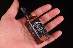 Yeni Geliş Metal Erkekler Hediye Ev ticari malların, Çakmaklar Sigara Aksesuarları Çakmak Torch Whisky Şişe Gaz Çakmak.