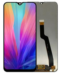 Original Para Samsung Galaxy A10 A105 A105F / DS Screen Display LCD digitador Toque Assembléia preto livre DHL