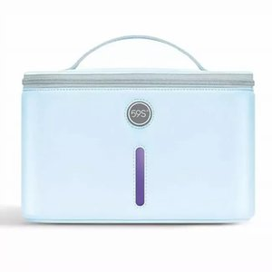 Carry 59S UVC Esterilizador Bag Outdoor caso do curso Desinfetante Caso LED UV luz ultravioleta Esterilizador Sanitizer Box