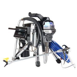 Máquina de pulverización sin aire profesional 3L Profesional Pistola de pulverización sin aire sin aire 3000W Pintura de pintura Herramienta de pintura
