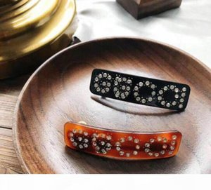 Popular Fashion brand designer headbands G Hair clip for lady Design Women Party Wedding Lovers gift Luxury Jewelry for Bride