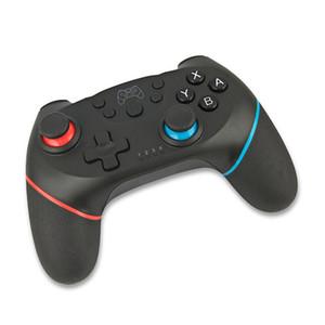 무선 블루투스 게임 패드 게임 조이스틱 컨트롤러에 대한 Nintend 6 축 핸들 무료 DHL과 함께 프로 호스트 스위치