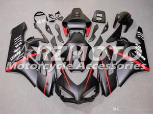 Spritzgießwerkzeug Neue ABS Voll Fairings Kits passen für Honda CBR1000RR 2004 2005 04 05 CBR1000RR Karosserie gesetzt Coole Mattschwarz