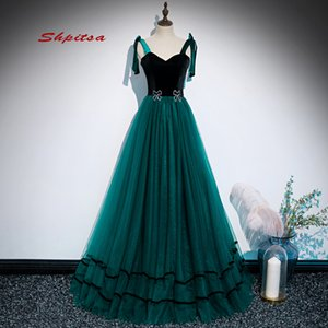 Elegant Long Evening Dresses Party Sexy Plus Size Elegant Ladies Prom Women Formal Dresses Evening Gown