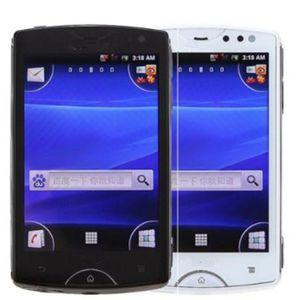 "Orijinal ST15 Sony Ericsson Xperia Mini ST15i Yenilenmiş telefon 3G WIFI 5MP GPS android 3.0"" Cep Telefonu"