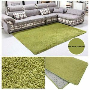 Carpet Shaggy Soft Floor Mat Dining Room Floor Mat Home 80X120CM