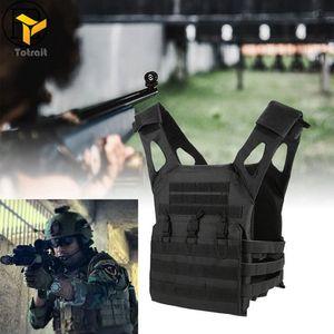 Hanwild Jagd Tactical Body Armor Jpc Molle Platten-Fördermaschine-Weste-Außen Cs Spiel Paintball Airsoft Vest Jagdausrüstung