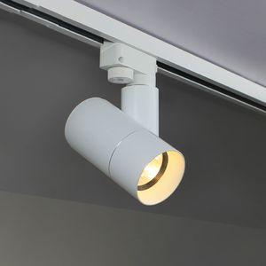 Modern LED parça Spot COB tavan lambaları 360 + 180 açı ayarlanabilir AC85-260V 5/7 W aydınlatma armatürleri Oturma Odası dükkanı