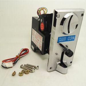 Arcade Parts Advanced KAI-638C CPU Front Entry Coin Selector Coin Acceptor for Arcade Machine Jamma MAME