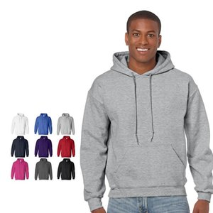 Men's Solid Cotton Hoodie Long-sleeved T-shirt Tops Pajamas Homewear T shirt Fashion Menswear Male Hooded Sweatshirt
