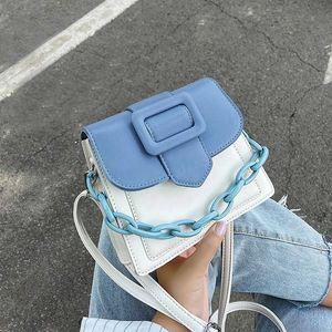 YENİ Özgün Tasarım Moda Kare Çanta Şık Zinciri Çanta Messenger Çanta Omuz Genişliği 19cm Yükseklik 16cm Kalınlık 6cm