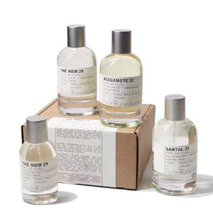 Новое высокое качество 100 мл Le Labo Rose серии парфюмерии Санталь Бергамот подняли нуар долгосрочный аромат с быстрой доставкой