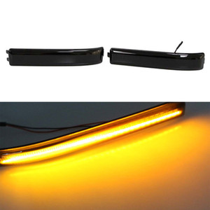 For Ford F150 2009-2014 Raptor 2010 2011 2012 2013-2014 Side Marker Light Turn Signal Light LED Rearview Side fender light 1 pair