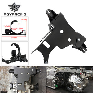 سلامة الأداء رياضة السيارات GTR GR6 نقل تستجمع قواها لنيسان R35 GTR نظام الدفع تيج الملحومة الأسود الصلب المطلي PQY-TRB01BK