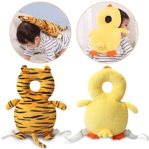 Baby Head Protector Pillow Toddlers Headrest Neck Safe Pad Backpack Cushion