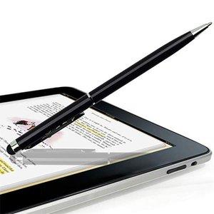 Stylus Ballpoint Pen with touchtip, Cellphone stylus pen, Ballpoint Pen with Touch Head, 2-in-1 stylus pen