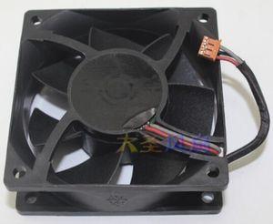 ADDA AD07012DX257600 AD08012UX257301 7025 8025 ventilador de enfriamiento de tres cables original