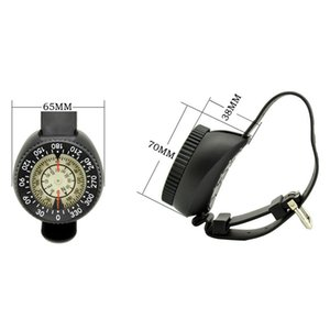 Durable Plastic Diving Compass Watch Waterproof Pocket Outdoor Camping Hiking Gear Portable Adventure Survival Accessories new