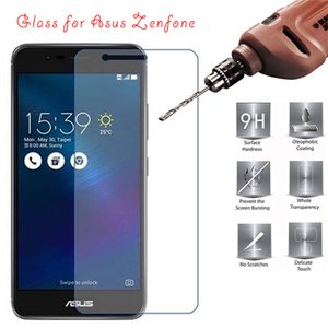 Asus Zenfone 3 Max ZC520TL ZC520 TL Ekran Koruyucu üzerinde Asus Zenfone 3 Max X008D X008 Koruyucu Glass için 2 adet temperli cam