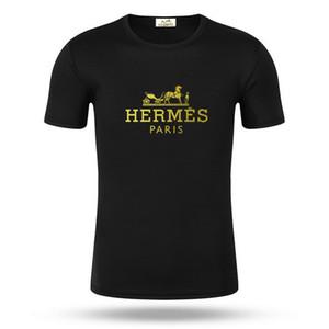 Camisetas del diseñador de los hombres camisetas principales de los hombres tendencia de la moda camisetas de marca
