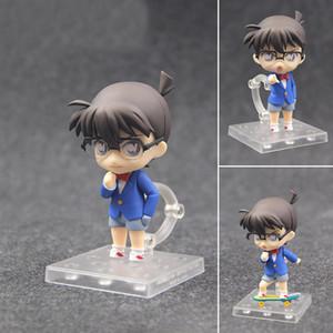 Detective Conan Conan Edogawa Figura 803 PVC Action Figure da collezione modello Giocattoli T200628