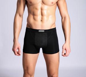 VK Hommes Marque Underwears boxers Homme libre Shiping sport style fermé boxers Breathale Underpants 3PCS / Lot Taille Plus L-5XL