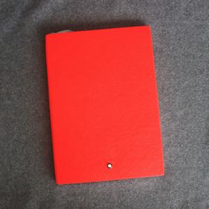 Ufficiale Pianificatori donne rosse Block notes Agenda Diario di viaggio Donne Ufficio Scolastico Uomini Forniture Notebook a mano il regalo personale cancelleria del prodotto
