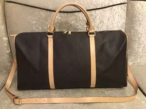 2019 Männer Seesack Frauen Taschen Handgepäck Luxus-Designer-Reisetasche Männer PU-Leder-Handtaschen große Umhängetasche Totes 55cm reisen