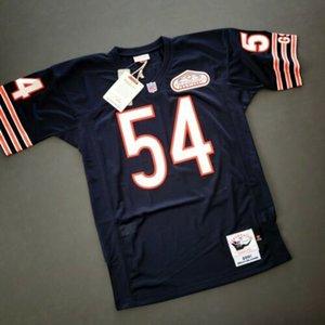 Cheap 100% Stitched Brian Urlacher Mitchell Ness 2001 Bears Jersey Size XS-5XL Mens Throwbacks Top Football jerseys