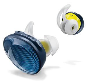 Новейший звук рука бесплатная беспроводная гарнитура черный / оранжевый / синие цвета с розничной упаковкой