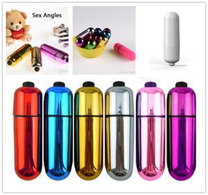 Mini Bullets Wireless vibrazione impermeabili sesso vibratori per le donne giocattolo adulto del sesso erotici erotici LJYFY2021