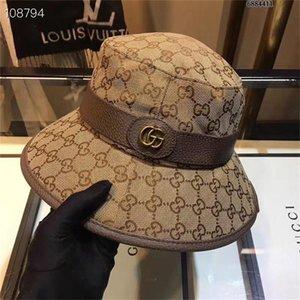 بريم القبعات Fashionot أحدث أعلى مصمم الأزياء قبعة دلو لرجل إمرأة قبعات الكلاسيكية ذات جودة عالية طوي الرياضة في الهواء الطلق واقية من الشمس و
