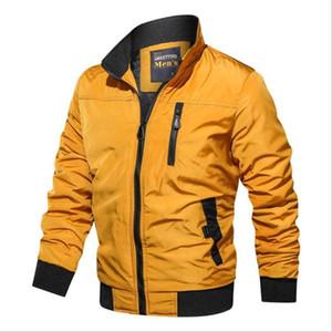 Military Jacket Men Winter Cotton Jackets Coat Army MA1 Men's Pilot Coats Male Air Force Autumn Casual Motorcycle Cargo Jaqueta