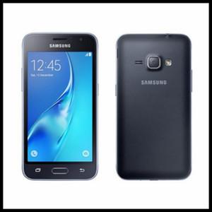 Recuperado Original Samsung Galaxy J120 J1 (2016) SM-J120 8GB ROM `1GB RAM LTE android telefones celulares móveis originais 5MP 4G