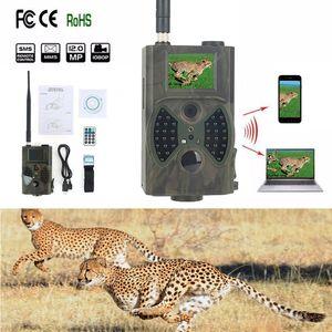 chasse Hunting Camera HC-300M 940NM Video Cameras Infrared night vision Gprs Trail Qildlife Camera 12MP GPRS MMS EMAIL 1080P HD T191016