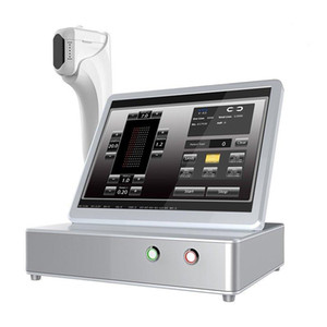3D HIFU آلة ركزت الموجات فوق الصوتية المهنية في شد الوجه / الجسم آلة التخسيس الجمال 3D hifu الوجه وآلة رفع الجسم