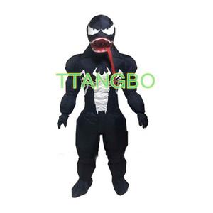 Amazing gonflable venin Spider Man Figure Venom costume de mascotte figurines super-héros